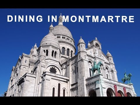 Dining in Montmartre, Paris / Eat like local - MARCEL