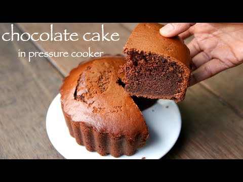 cooker cake recipe | pressure cooker cake | chocolate cake without oven