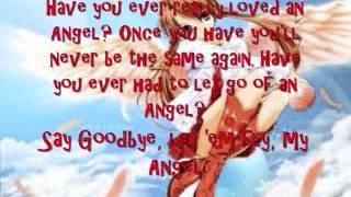 Beverly Mitchel-Angel lyrics