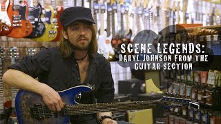 Scene Legends: Daryl Johnson from the Guitar Section