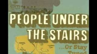 People Under The Stairs-----la Song (sensitive Mix)
