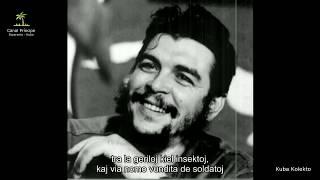 Che Komandanto / Nicolás Guillén, el poeta nacional de Cuba en Esperanto en el Canal Príncipe