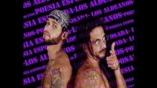 LOS ALDEANOS -  POESIA ESPOSADA - (2003) - CD COMPLETO
