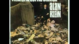 Alan Klein - Striped Purple Shirt