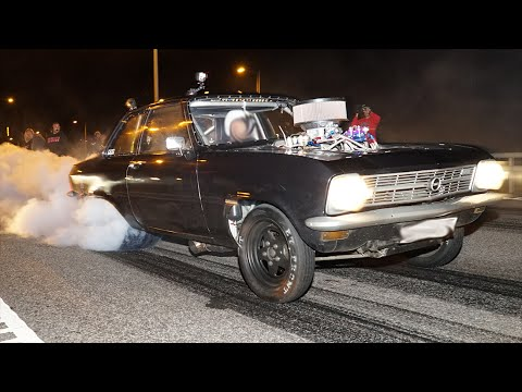 Stockholm Open CHAMPION 2015 - Sweden STREET OUTLAWS!