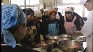 平成11年度 「ふれあい教育」 大阪市立十三中学校