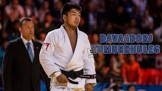 Davaadorj Tumurkhuleg compilation - The skilled - 柔道