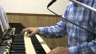 Pastor Lavender, Hammond Organ, I Don