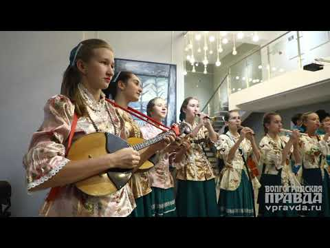 В Волгограде музыканты сыграли на стиральных досках