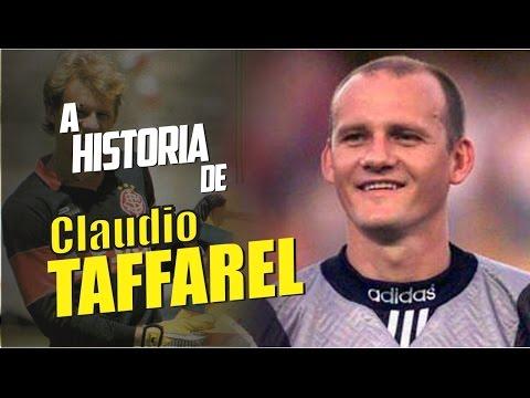 Conheça a HISTÓRIA de TAFFAREL