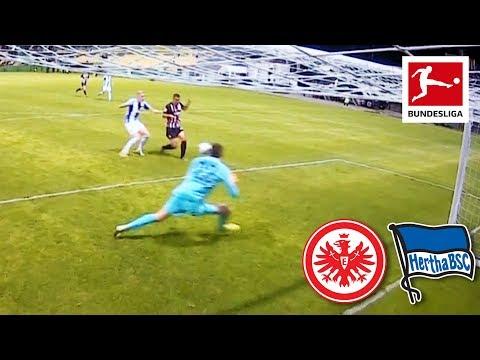 Eintracht Frankfurt vs Hertha Berlin I 1-2 I Highlights I Klinsmann Wins Florida Cup Match