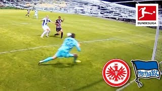Eintracht Frankfurt vs Hertha Berlin I 1-2 I Highlights I Klinsmann Wins Florida Cup Match