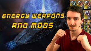 Star Trek Online (PC) - Energy Weapons & Mod Choices