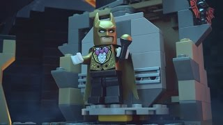 Lego Batman - Intrusos en la Batcueva - LEGO movie