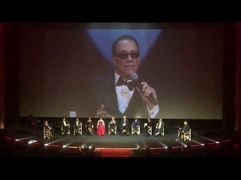 Jean Claude Van Johnson: Q&A with Jean Claude Van Damme, Kat Foster, Moises Arias