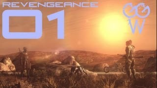 Metal Gear Rising: Revengeance Walkthrough/Commentary P.1