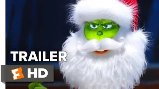 The Grinch International Trailer #1 (2018)   Moveiclips Trailers