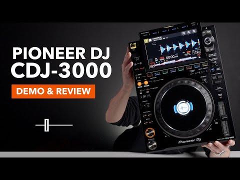 Pioneer DJ CDJ-3000 Demo & Review!