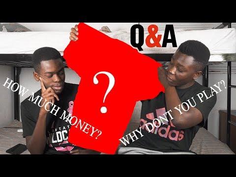 Q&A || WHY DOESN'T FLOYD PLAY FOOTBALL!?!?