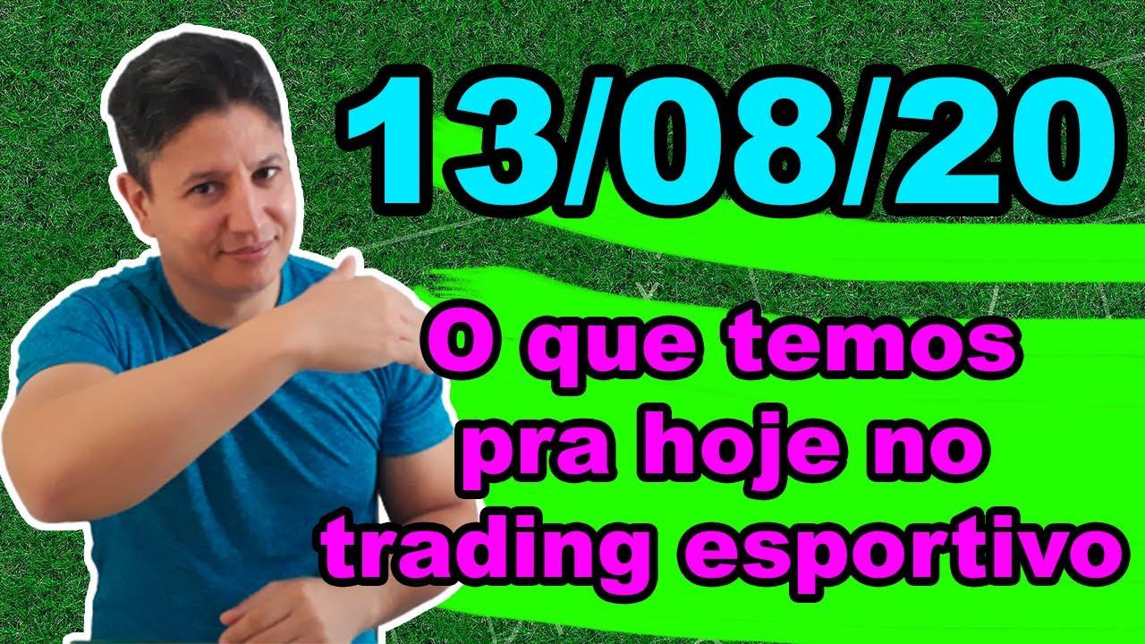 O que temos pra hoje no trading esportivo [13/08/20 ], Leipzig x Atlético MA, Brasileirão, Suécia.