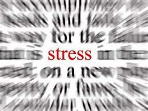 The Nature of Stress - LIFE STRESS, ANXIETY, AND DEPRESSION