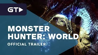 Monster Hunter World: Iceborne - Official Safi'jiiva Siege Trailer
