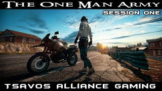 PUBG: The One Man Army - Session One (Xbox One) Game: Solo