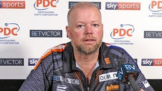 van Barneveld tells Gary Anderson: 'Playing the best brings out the best in me.'