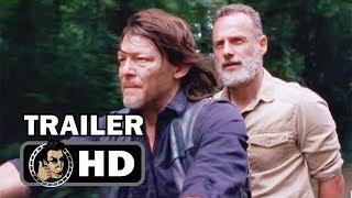 THE WALKING DEAD Season 9 Official Teaser Trailer (HD) Norman Reedus Horror Series