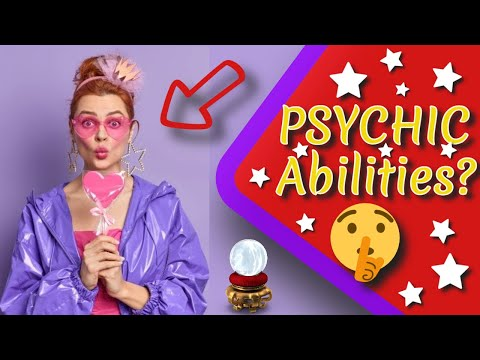 Do I have Psychic Abilities 🔮 3 Ways To Tell ❤ The Love Tarot