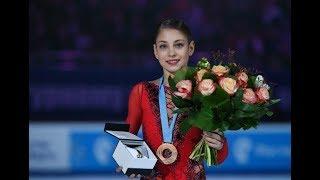 Из Софии с рекордами - Алена Косторная, Александра Трусова
