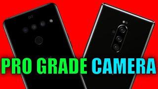 Sony Xperia - LG V50 vs Sony XPERIA 1: The REAL Pro-Grade Camera Showdown!
