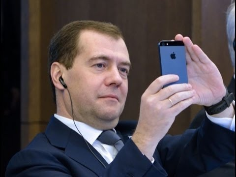 Дмитрий Медведев о