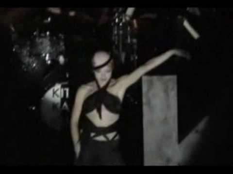 Anna Maxwell Martin in Cabaret 2006