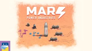 Mars Power Industries: iOS/Android Gameplay Walkthrough Part 1 (by Lukasz Zmudziak / 7A Games)