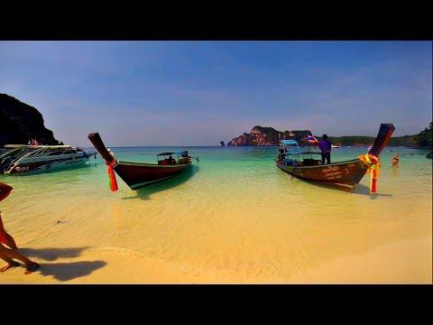 GoPro 10 Days In Thailand – Phuket – Phi Phi Island
