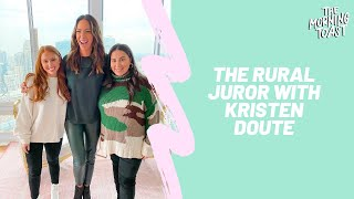 The Rural Juror with Kristen Doute: The Morning Toast, Tuesday, January 14, 2020