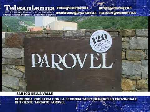 09 05 18 DOMENICA PODISTICA A SAN DORLIGO DELLA VALLE TROFEO PAROVEL VALEVOLE COME SECONDA TAPPA DEL