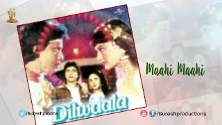 Maahi Maahi | Jukebox | Dilwala | Mithun Chakraborty, Smita Patil, Meenakshi Sheshadri