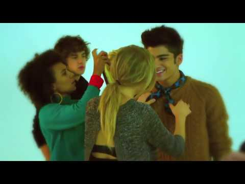One Direction Sunday Times Interview/Photoshoot (HD)