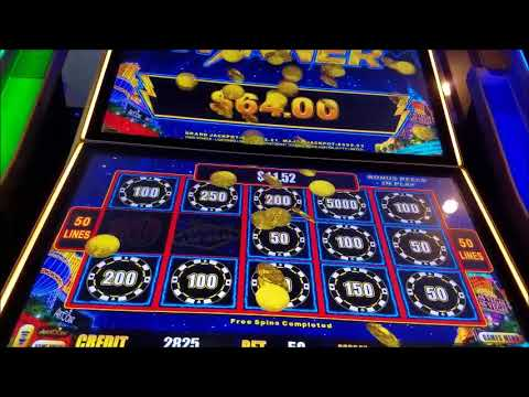 Low Rolling in Laughlin Lightning Link High Stakes