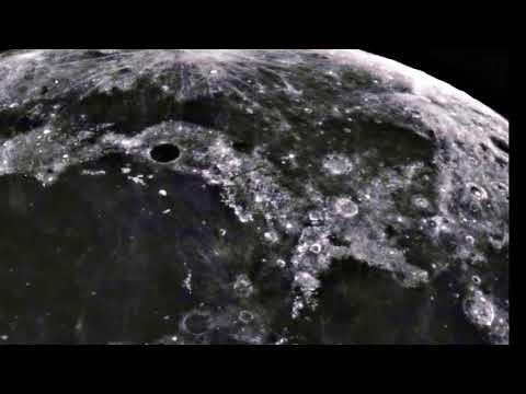 VERY High Detail Consolidated Lunar Atlas NASA Image 2018HD