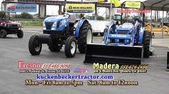 Kuckecbacker Tractors Company Fresno & Madera CA