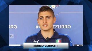 La Top 11 azzurra di Marco Verratti