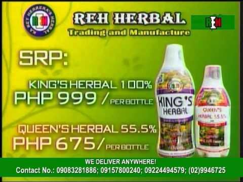King's Herbal SRP 2014