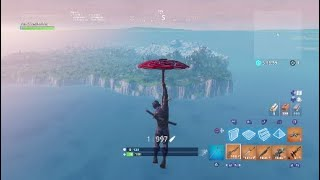Bug In The New Creative Mode *How to Get Out OF The Island* FORTNITE