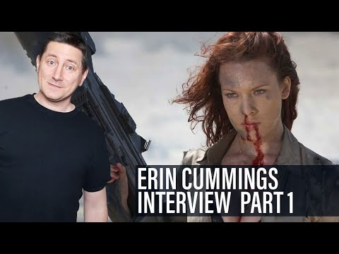 Erin Cummings Part 1  Hollywood Stories, Getting Into Acting, Meeting Campea