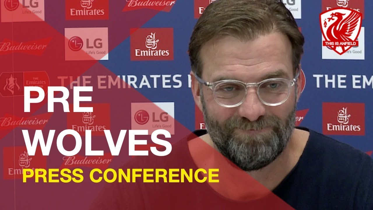 fa-cup-wolves-vs-liverpool-jurgen-klopp-press-conference