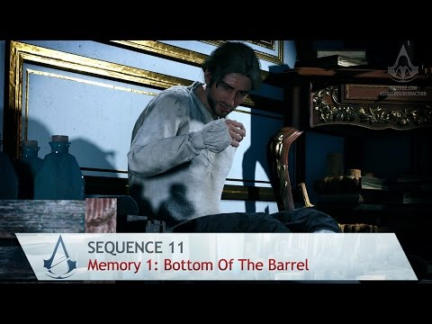 Assassin's Creed: Unity - Mission 1: Bottom of the Barrel - Sequence 11 [100% Sync]