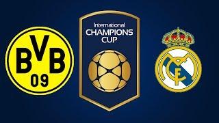 [PFA] ICC Semi-Finals: Borussia Dortmund vs Real Madrid